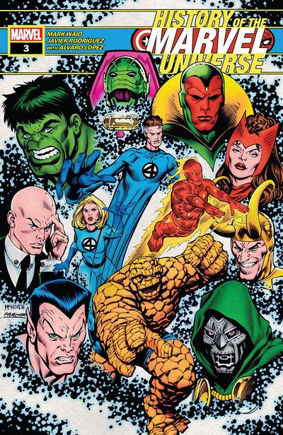 History Of The Marvel Universe #3 (2019)