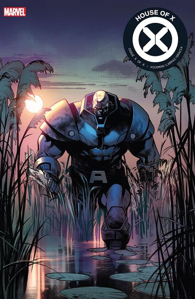 House Of X #5 (2019)