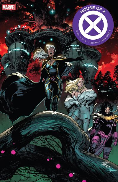 House Of X #6 (2019)