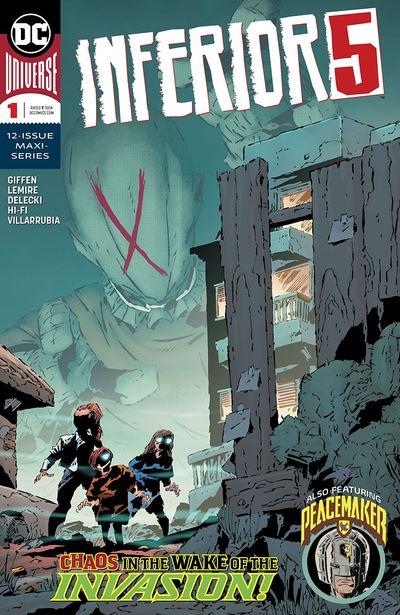 Inferior Five #1 (2019)