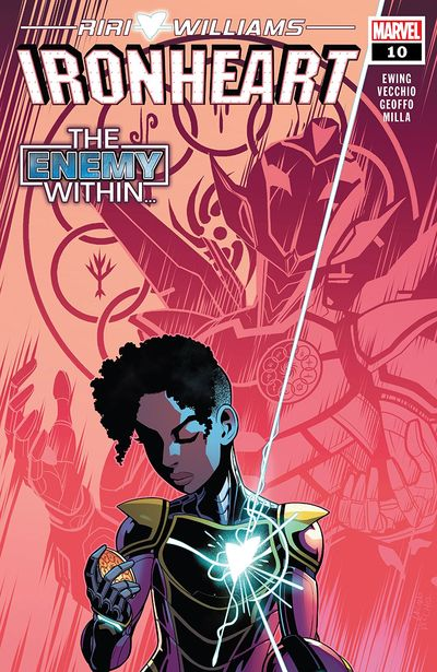Ironheart #10 (2019)
