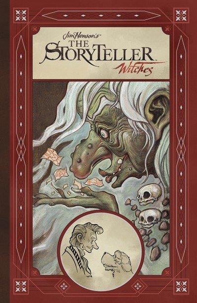 Jim Henson's The Storyteller – Witches #1 – 4 + TPB (2014-2015)