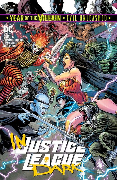 Justice League Dark #15 (2019)