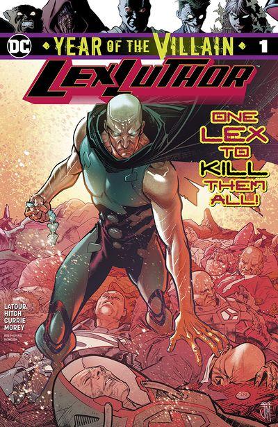 Lex Luthor – Year Of The Villain #1 (2019)