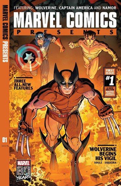 Marvel Comics Presents #1 – 9 (2019)