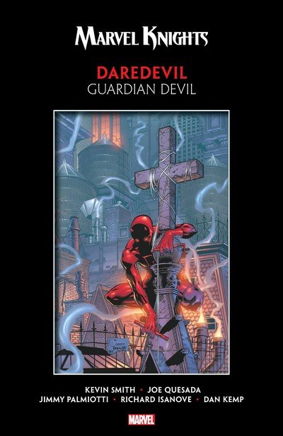 Marvel Knights Daredevil by Smith & Quesada – Guardian Devil (TPB) (2018)