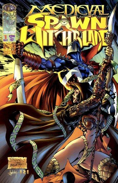 Medieval Spawn & Witchblade Vol. 1 #1 – 3 (1996)