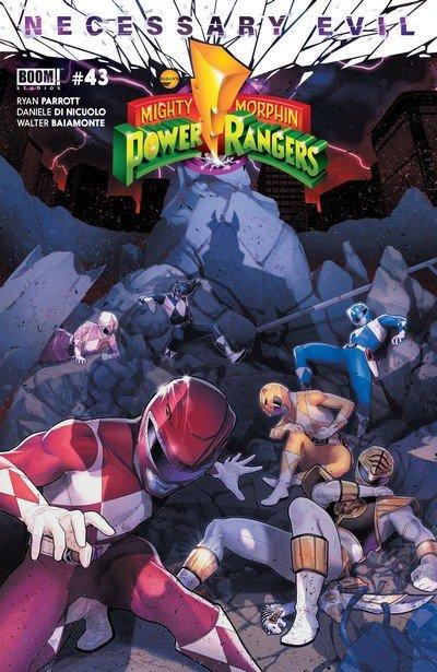 Mighty Morphin Power Rangers #43 (2019)