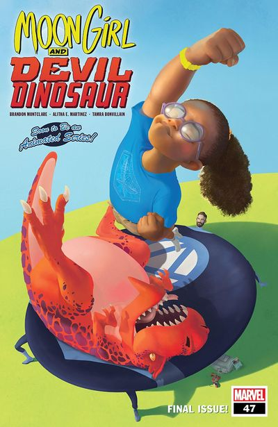 Moon Girl And Devil Dinosaur #47 (2019)