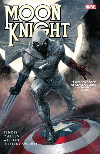 Moon Knight by Brian Michael Bendis & Alex Maleev Collection (2018)