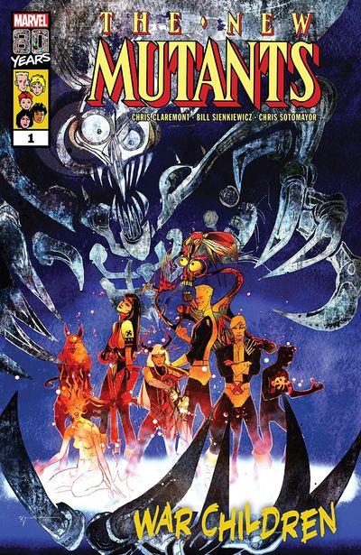 New Mutants – War Children #1 (2019)