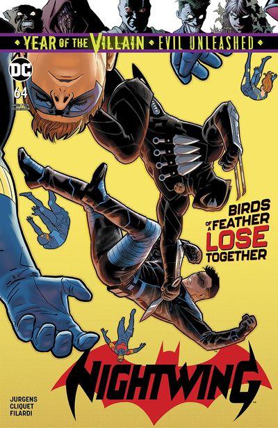 Nightwing #64 (2019)