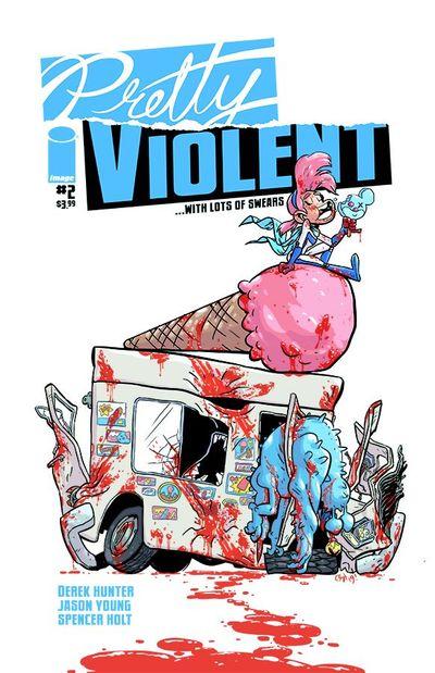 Pretty Violent #2 (2019)