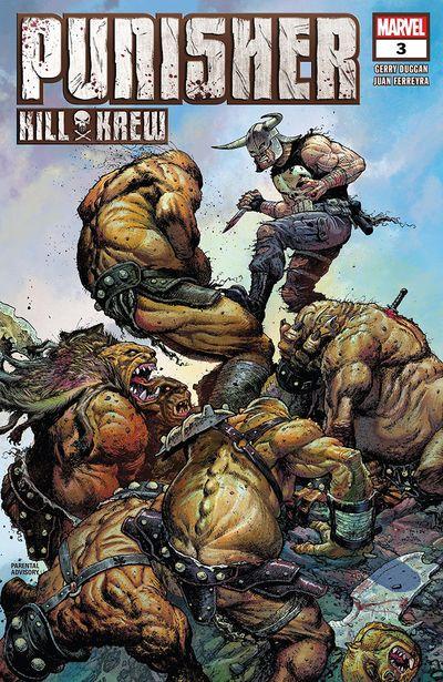 Punisher Kill Krew #3 (2019)