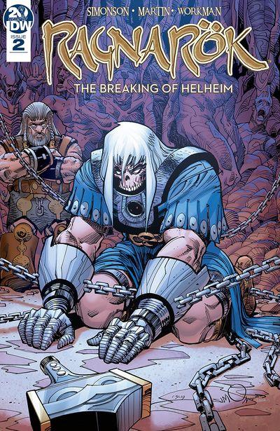 Ragnarok – The Breaking Of Helheim #2 (2019)