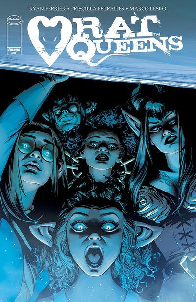 Rat Queens Vol. 2 #18 (2019)