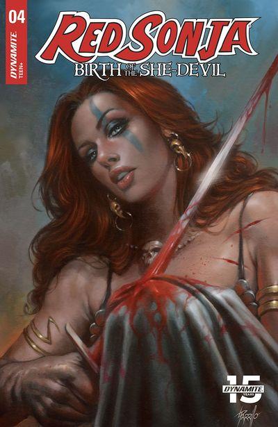 Red Sonja – Birth Of The She-Devil #4 (2019)