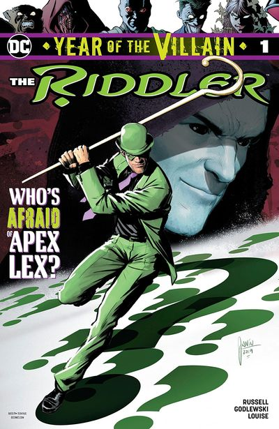 The Riddler – Year Of The Villain #1 (2019)