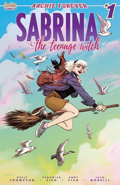 Sabrina The Teenage Witch #1 – 5 (2019)
