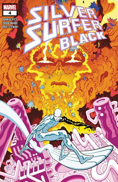 Silver Surfer – Black #4 (2019)