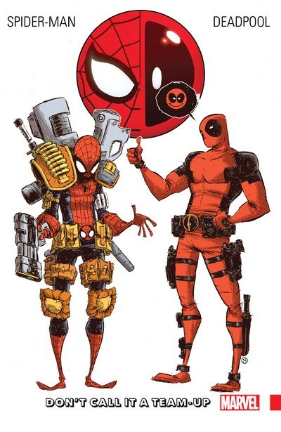 Spider-Man-Deadpool Vol. 0 – Don't Call It A Team-up (TPB) (2016)