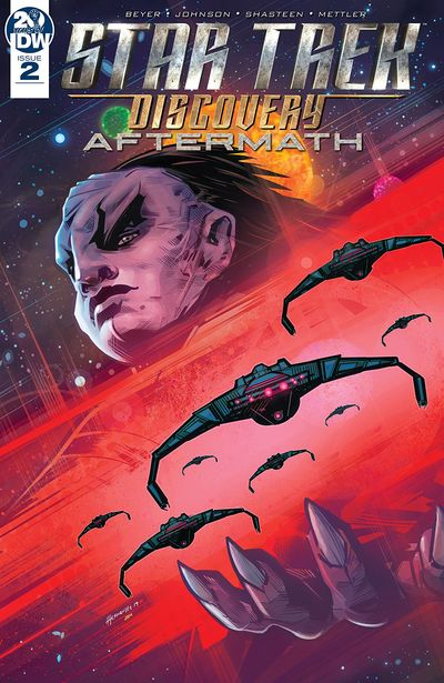 Star Trek – Discovery – Aftermath #2 (2019)