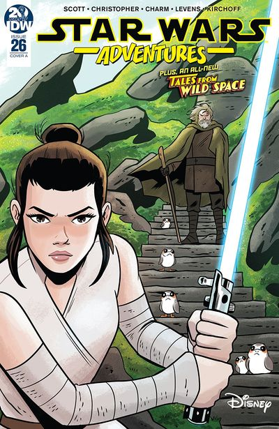 Star Wars Adventures #26 (2019)