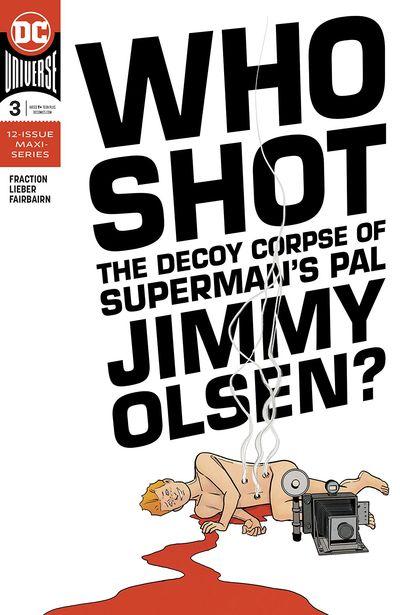 Superman's Pal Jimmy Olsen #3 (2019)