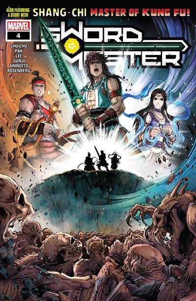 Sword Master #4 (2019)