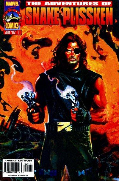 The Adventures of Snake Plissken (1997)
