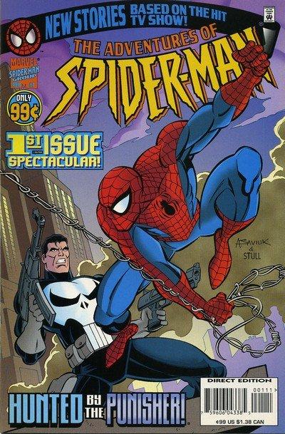 The Adventures of Spider-Man Vol. 1 #1 – 12 (1996-1997)