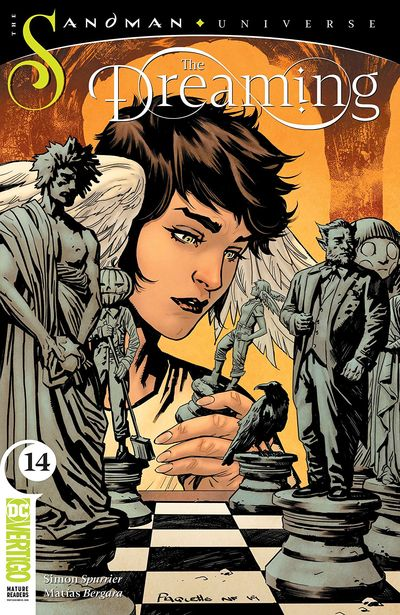 The Dreaming #14 (2019)