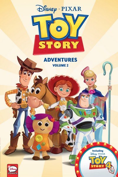 Toy Story Adventures Vol. 2 (2019)