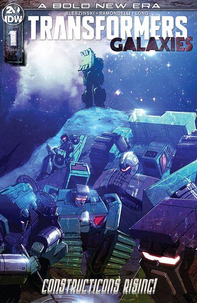 Transformers Galaxies #1 (2019)