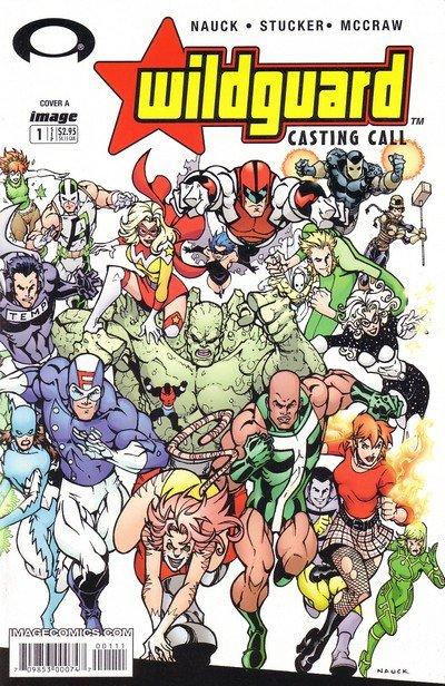 Wildguard – Casting Call #1 – 6 (2003-2004)