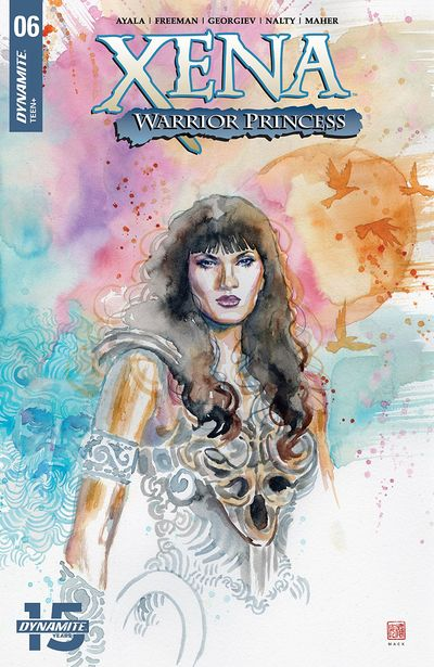 Xena – Warrior Princess #6 (2019)