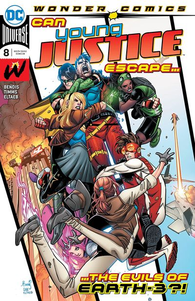 Young Justice #8 (2019)