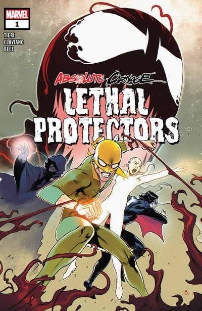 Absolute Carnage – Lethal Protectors #1 – 3 (2019)