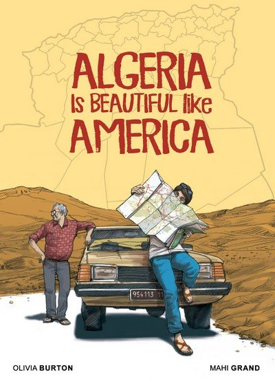 Algeria Is Beautiful like America (2018)