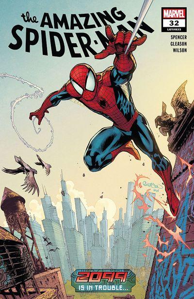 Amazing Spider-Man #32 (2019)