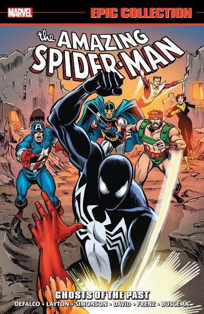 Amazing Spider-Man Epic Collection Vol. 15 – Ghosts of the Past (2014)