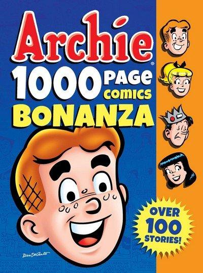 Archie 1000 Page Comics Bonanza (2014)