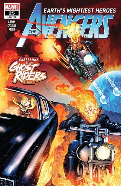 Avengers #25 (2019)