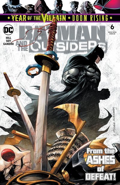 Batman And The Outsiders #6 (2019)