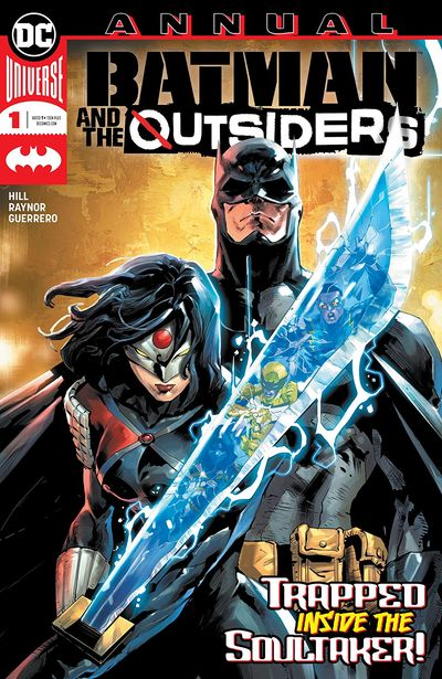 Batman And The Outsiders Annual #1 (2019)