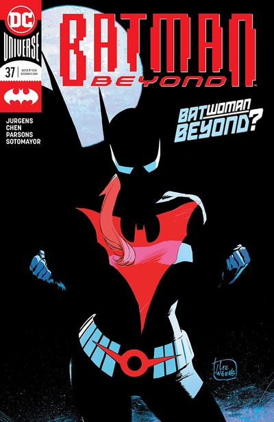 Batman Beyond #37 (2019)