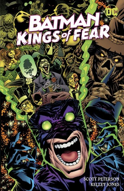Batman – Kings of Fear (TPB) (2019)