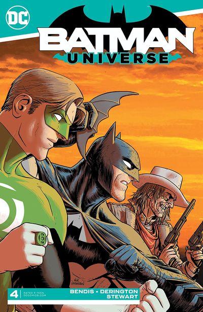Batman – Universe #4 (2019)
