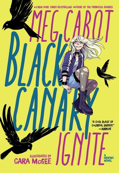 Black Canary – Ignite (2019)