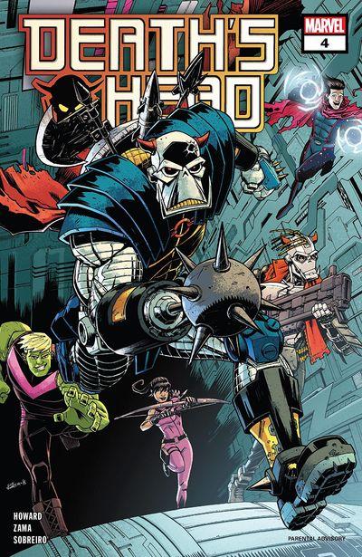 Death's Head #4 (2019)